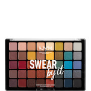 NYX Professional Makeup Swear by It Eye Shadow Palette