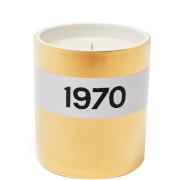 Bella Freud 1970 Gold Ceramic Candle