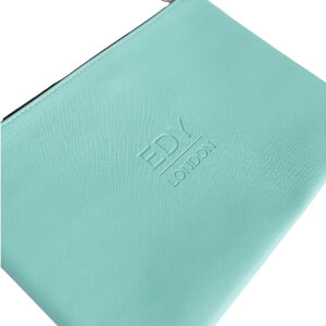 EDY LONDON FREE GIFT - Turquoise Cosmetic Purse