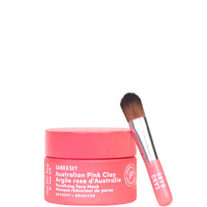 Sand&Sky FREE GIFT 30g Brilliant Skin Purifying Pink Clay Mask