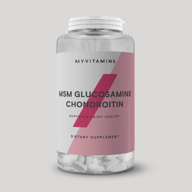 glucosamine myprotein glucozamină și condroitină într o farmacie