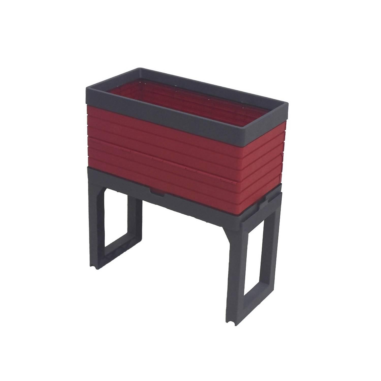 Modular single set in Red