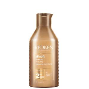 Redken All Soft Shampoo (300ml)