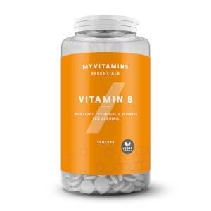 Essential Vitamin B Tablets