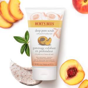 Peach & Willow Bark Deep Pore Scrub 110g