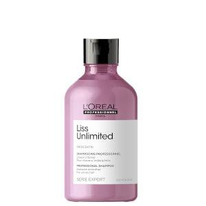 L'Oreal Professionnel Serie Expert Liss Unlimited Shampoo (300 ml)