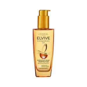 L'Oreal Paris Elvive Extraordinary Oil for All Hair Types (ロレアル パリ エルヴィーヴ エキストラオーディナリー オイル フォー オール ヘアー タイプ)