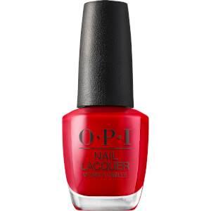 Vernis à ongles Classics OPI– Big Apple Red (15ml)