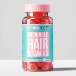 Hairburst vitamine masticabili alla fragola - 60 capsule
