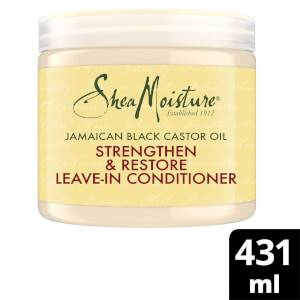 Shea Moisture Jamaican Black Castor Oil Strengthen, Grow & Restore Leave-In Conditioner 454g