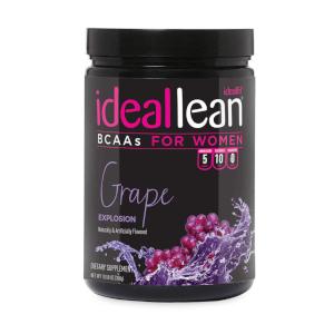 IdealLean BCAAs - Grape Explosion - 30 Servings