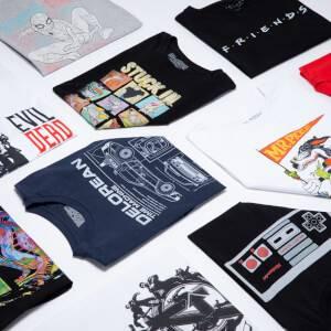 T-Shirt Geek Mystère - Lot de 10