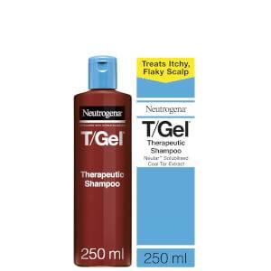 Neutrogena T/Gel Therapeutic Shampoo Treatment for Scalp Psoriasis and Dandruff 250ml