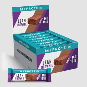 Myprotein Skinny Brownie, Chocolate, 12 x 50g