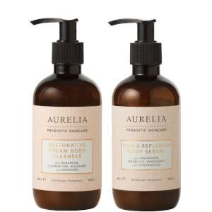 Восстанавливающий крем для душа Aurelia Skincare Restorative Cream Body Cleanser 250 мл