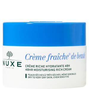 黎可詩 Crème Fraîche de Beauté 48 小時防污染保濕面霜 - 乾燥肌適用 50ml