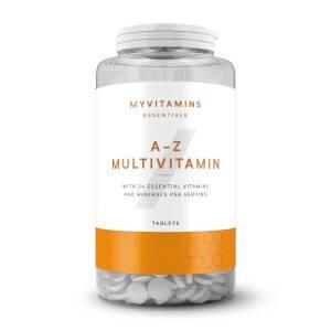 A-Z Multivitamin Tablets
