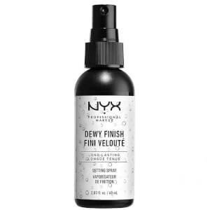 NYX Professional Makeupメイクアップ セッティング スプレー - デューイ― フィニッシュ/ロング ラスティング