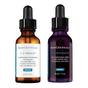 SkinCeuticals Plump and Glow Regimen