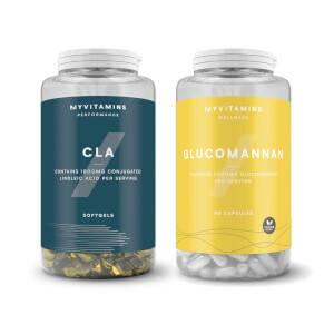 CLA and Glucomannan Bundle