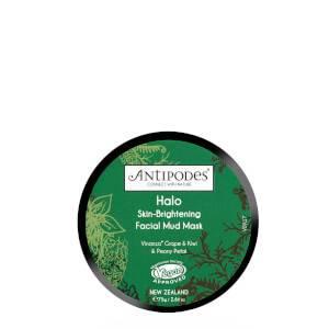 Halo Skin-Brightening Facial Mud Mask 75g