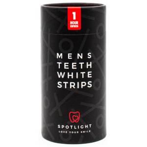 Spotlight Teeth Whitening Strips for Men