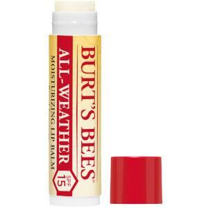 Bálsamo labial hidratante SPF 15 para cualquier clima