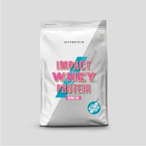 Vassleprotein - Impact Whey Protein - Birthday Cake