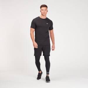 MP Men's Essentials Training Leggings Baselayer - Black