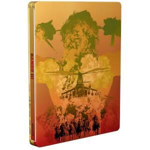 Rambo Part III - Zavvi UK Exclusive (Blu-Ray & 4K Ultra HD) - Steelbook
