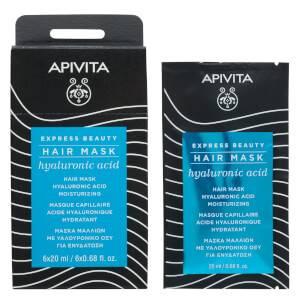 APIVITA Express Moisturizing Hair Mask - Hyaluronic Acid 20ml