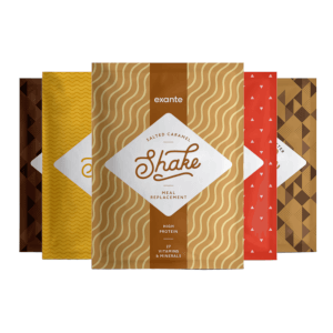 Exante Shakes (8er Box)