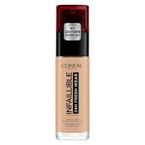 L'Oréal Paris Infallible 24hr Freshwear Liquid Foundation (Various Shades)