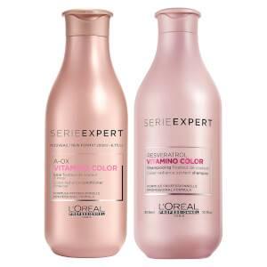 Duo de Shampoo e Condicionador Expert Vitamino da L'Oréal Professionnel Serie