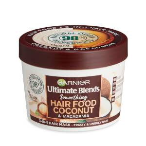 Garnier Ultimate Blends Hair Food Coconut Oil 3-in-1 Frizzy Hair Mask Treatment 390ml