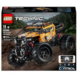 LEGO Technic: Control+ 4x4 X-treme Off-Roader Truck Set (42099)