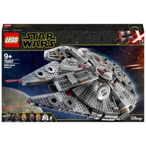 LEGO Star Wars: Millennium Falcon Building Set (75257)