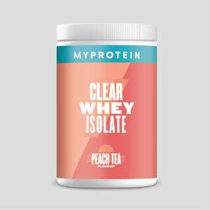 Myprotein Clear Whey Isolate, Peach Tea, 20 Servings