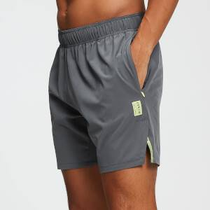 MP Men's Training Stretch Woven 7 Inch Shorts - Carbon