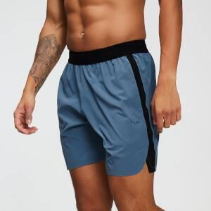 MP Men's Training Shorts - Washed Blue