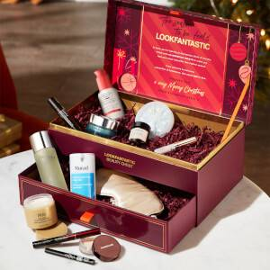 LOOKFANTASTIC Beauty Chest 2021 (Worth $474)