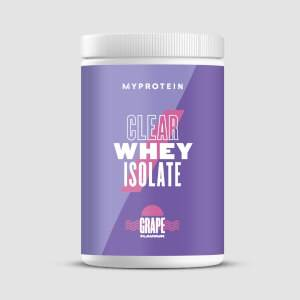Myprotein Clear Whey Isolate, Grape, 20 Servings