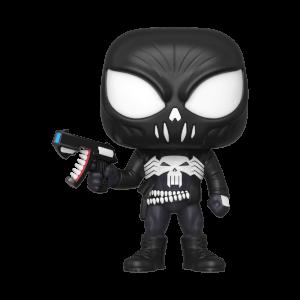 Marvel Venom Punisher Funko Pop! Vinyl