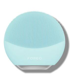 FOREO LUNA Mini 3 Dual-Sided Face Brush for All Skin Types (Various Shades)