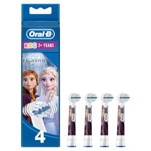 Kids' Opzetborstels Met Frozen-figuren, Verpakking 4-Pak