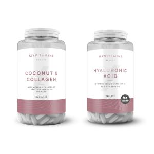 Pacchetto Cocco & Collagene e Acido Ialuronico