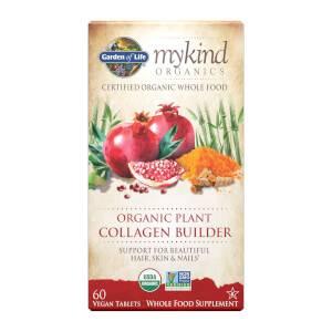 Formador de colágeno vegetal mykind Organics - 60 comprimidos