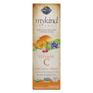 mykind Organics Vitamin C Spray - Orange 58ml