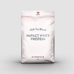 Myprotein Impact Whey Protein - Milk Tea - 1kg