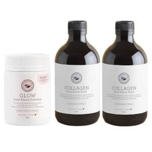 The Beauty Chef Glow and Collagen Kit (Worth $155.00)